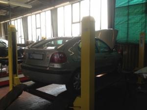 Renault Mégane-Fahrzeug Wartung, Inspektion Service Freie Renault-Fahrzeug Werkstatt Berlin