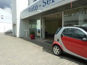 Smart Fahrzeuge freie Werkstatt Berlin