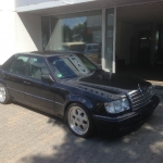 W124 500E 6.0 zu verkaufen