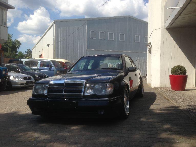 Mercedes 500E W124 zu verkaufen