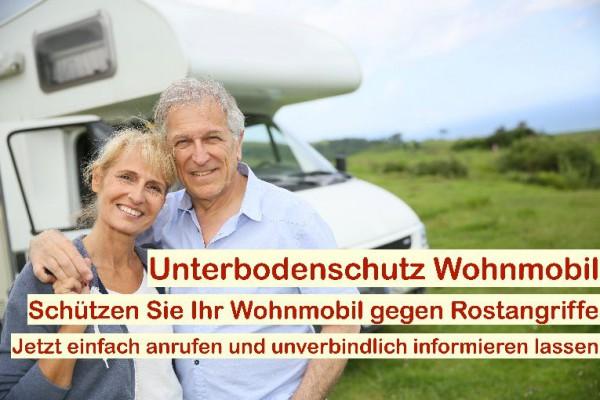 Unterbodenschutz Wohnmobil Berlin